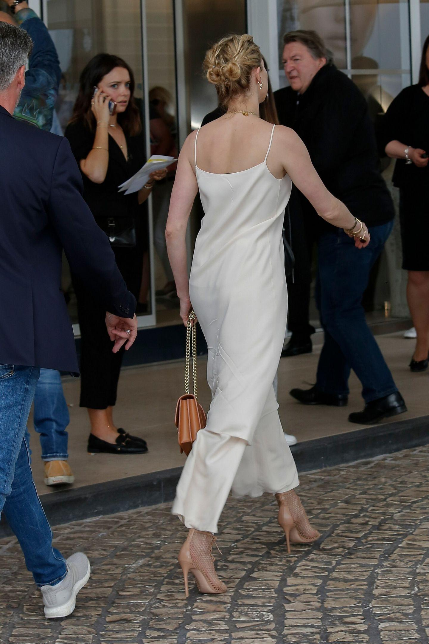 Amber Heard at Cannes