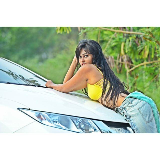 Ameeta Kulal Latest Unseen Hot Photoshoot Stills