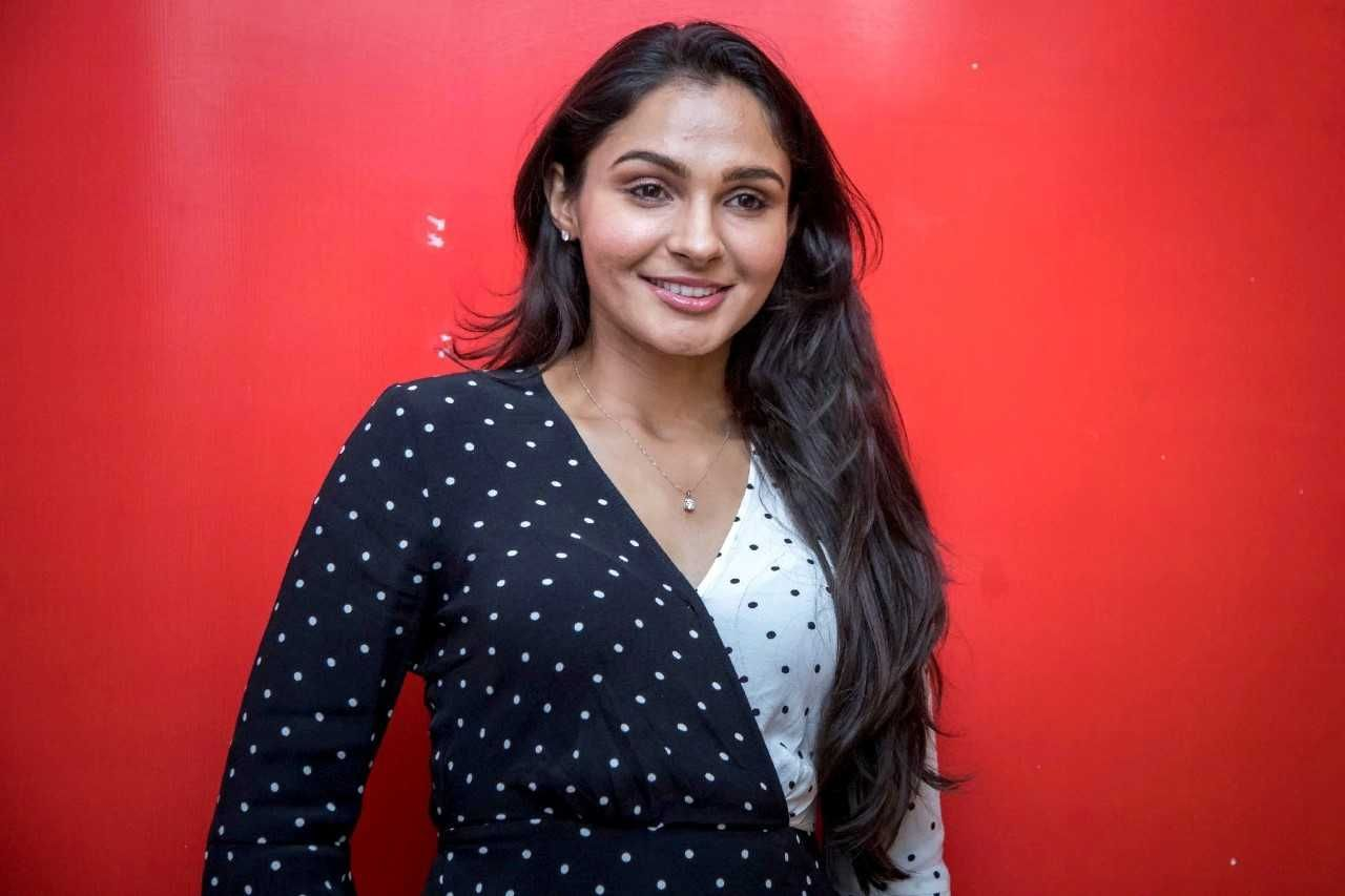 Andrea Jeremiah Latest Images