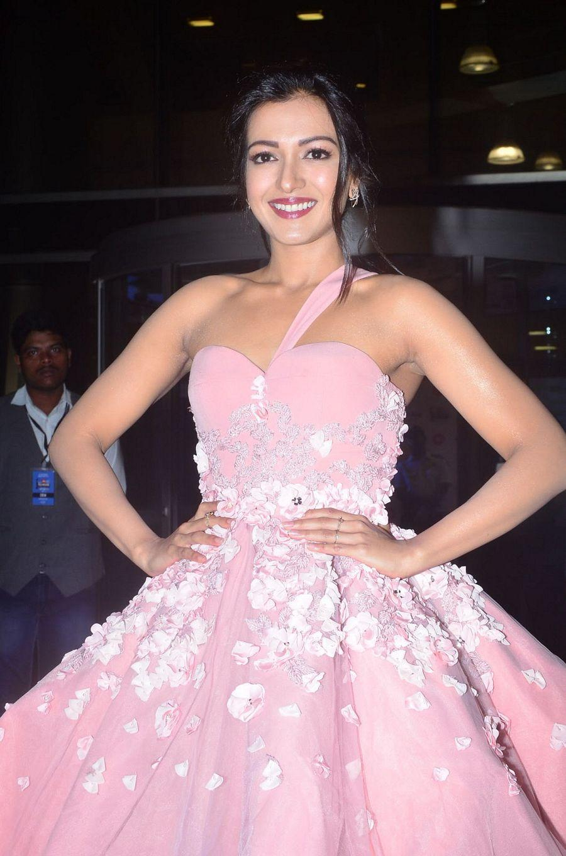 Catherine Tresa at Filmfare Awards South 2017