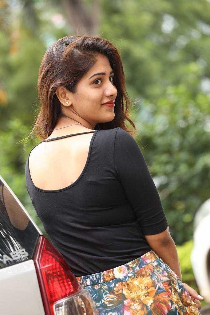 Chandini Choudary Latest Gallery