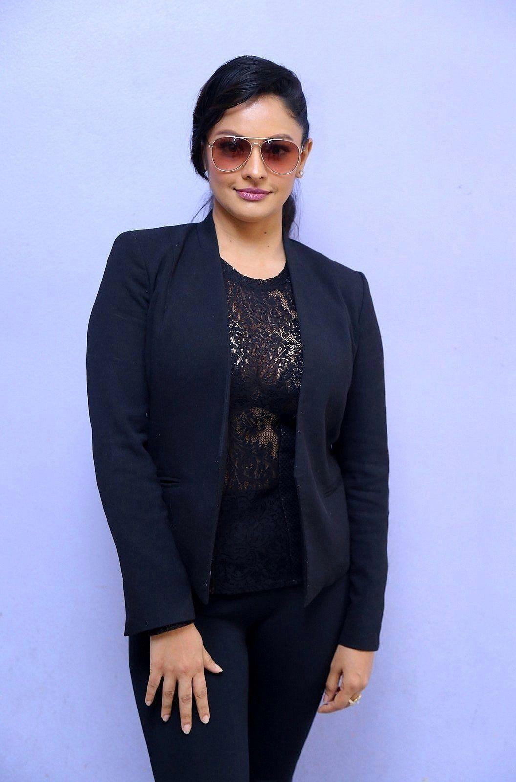 Garuda Vega Actress Pooja Kumar Latest Stills