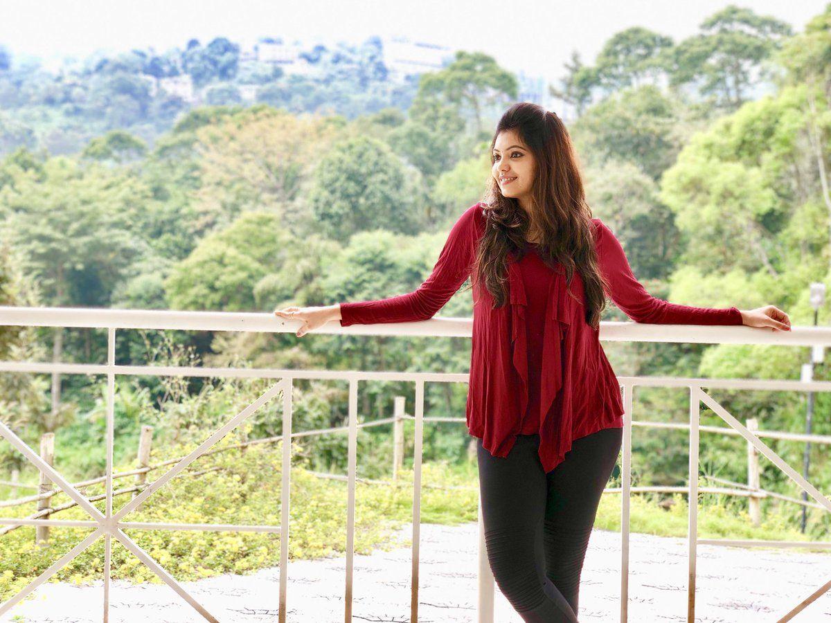 Gorgeous Actress Athulya Ravi Photoshoot Stills