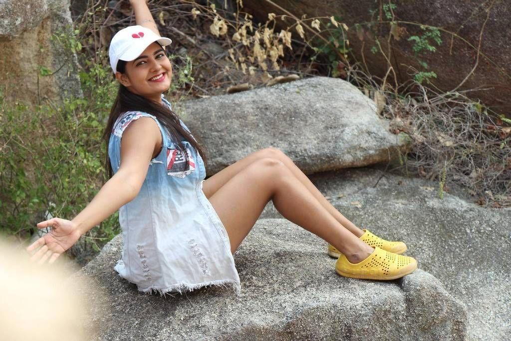 Herione Neha Deshpande Latest Photo Stills