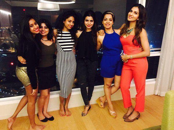 Indian Actress Samantha Latest Photos