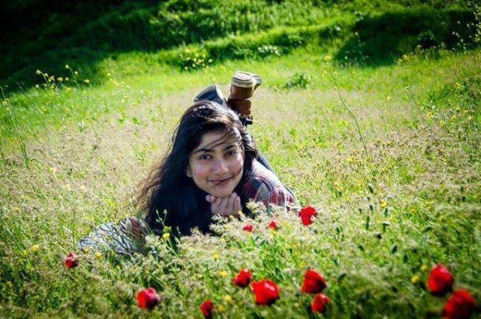 Indian Movie actress Sai Pallavi Latest Stills