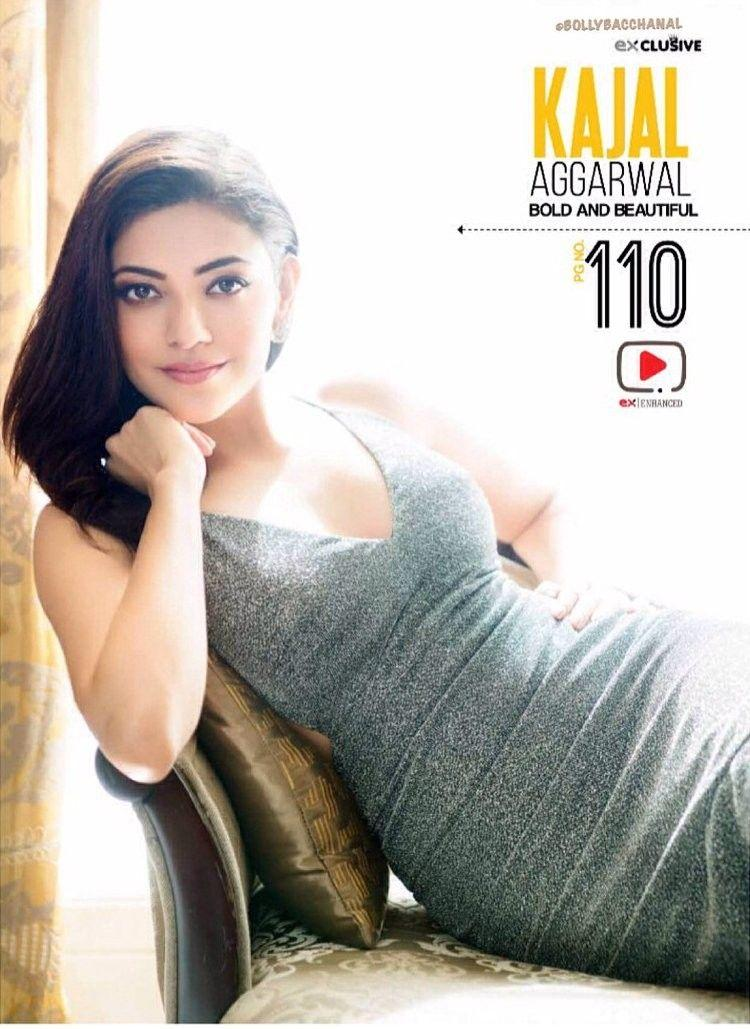 Kajal Agarwal EXHIBIT Hot Photoshoot Stills