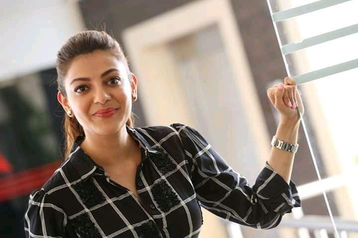 Kajal Aggarwal Interview during Sita promotions