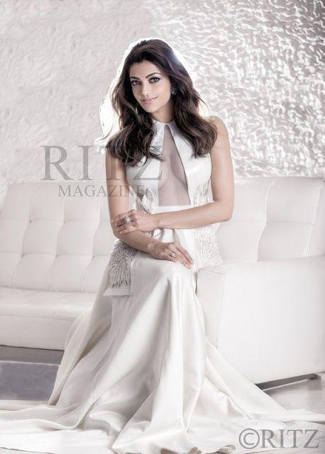 Kajal Aggarwal Ritz Magazine Hot Photoshoot Stills