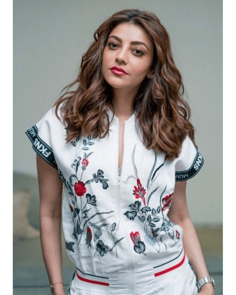Kajal latest HD Photoshoot