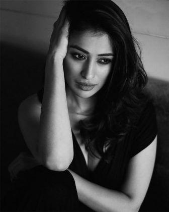 Lakshmi Rai Sensual in Black Latest Stills