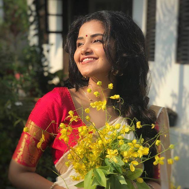 Latest Anupama Pictures