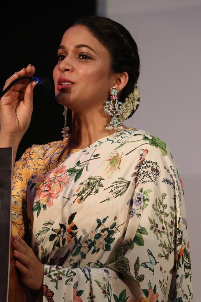 Lavanya Tripathi Stills At Maayavan Audio Launch