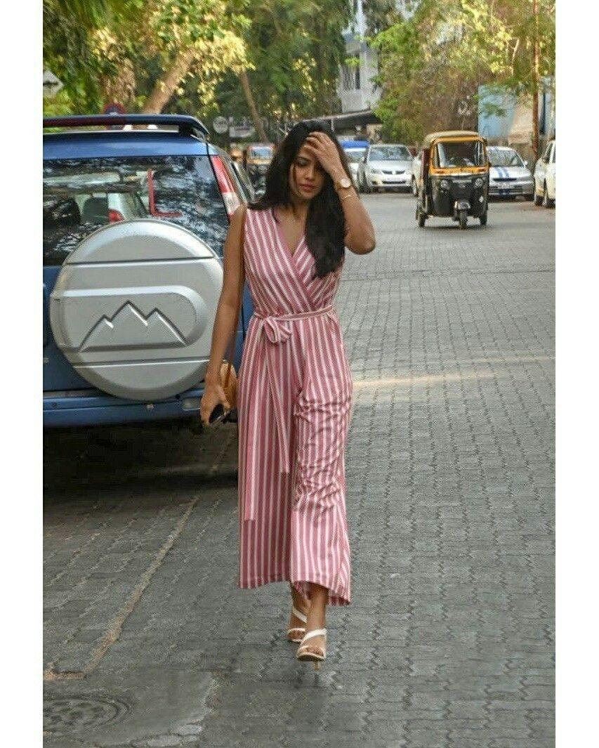Malavika Mohanan spotted in streets of Chennai