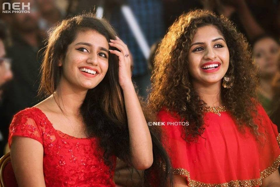 Malayalam Actor Priya Prakash Varrier Latest HD Photos