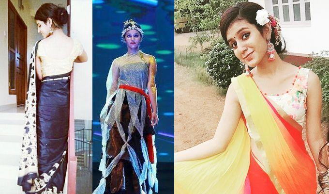 Malayalam Actress Priya Prakash Varrier New Unseen Photos Stills