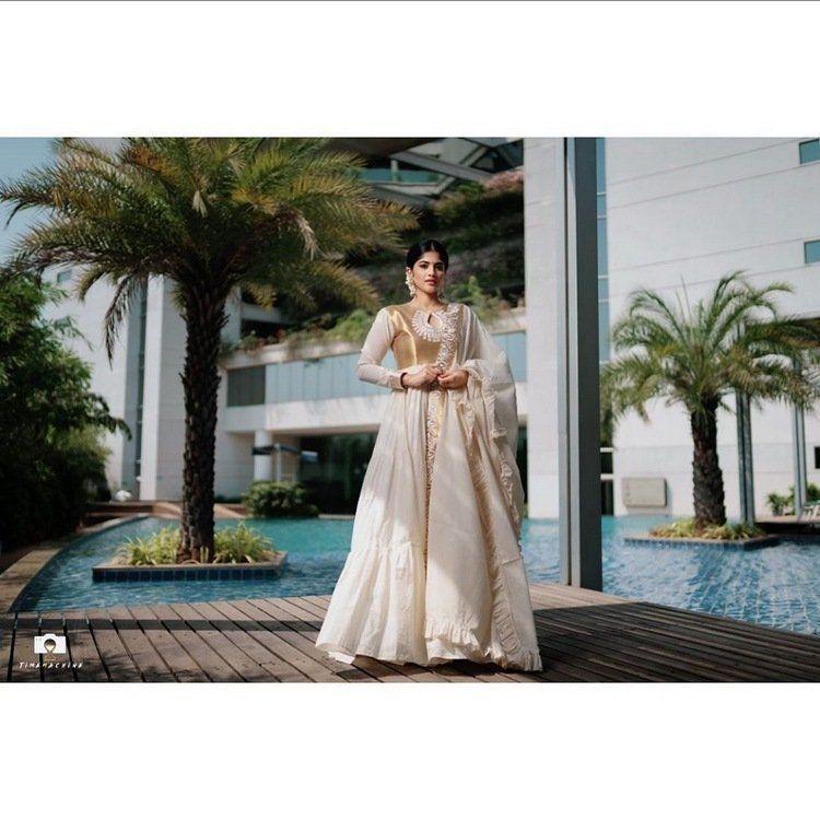 Megha Akash Latest New Photos