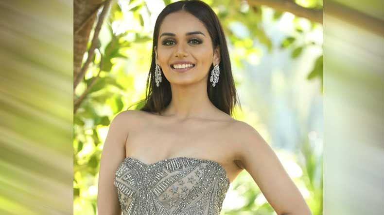 Miss World 2017 Manushi Chhillar sets the temperature soaring with her Photos
