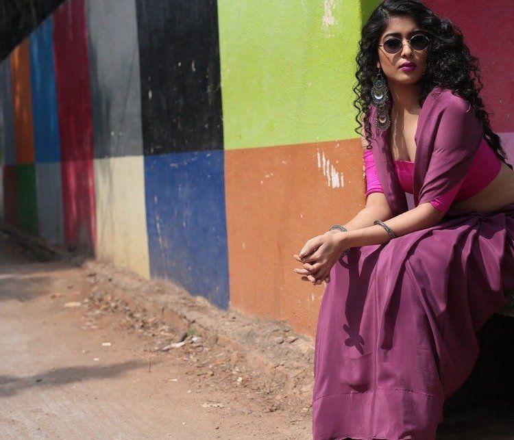 Nikita Sharma Latest 2018 Instagram Hot Photoshoot Stills