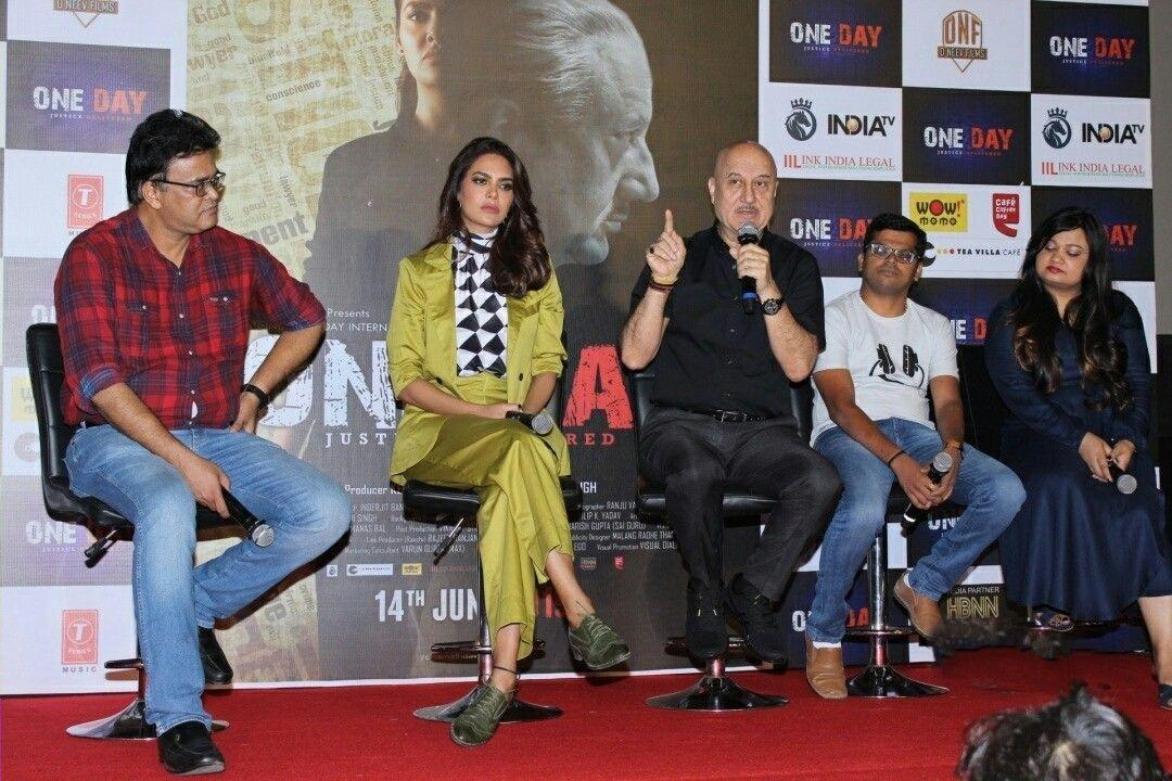 One Day Justice Delivered trailer launch