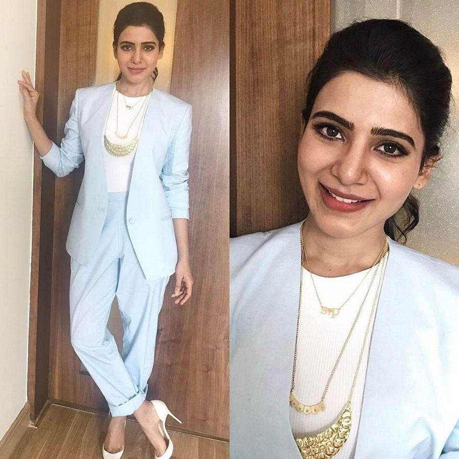 Picture Perfect! Samantha Ruth Prabhu's exclusive photos