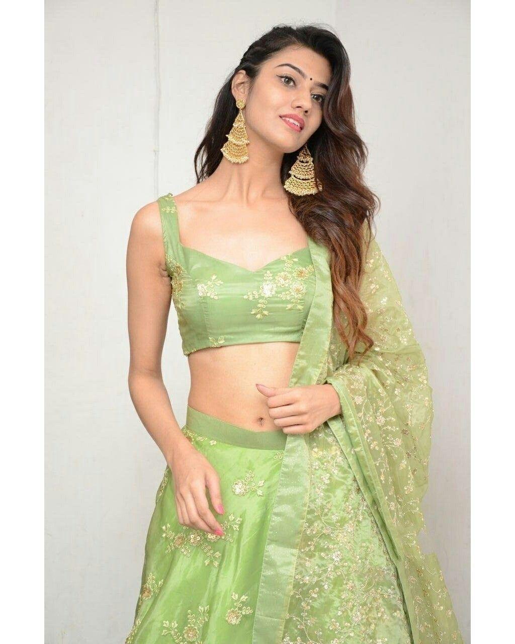 Pooja Solanki stills from Edaina Jaragoch Audio Launch