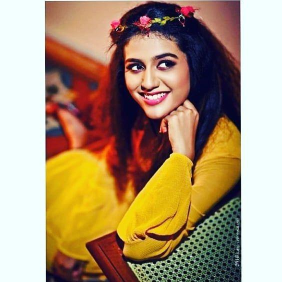 Priya Prakash Varrier Latest 2018 Photo Stills