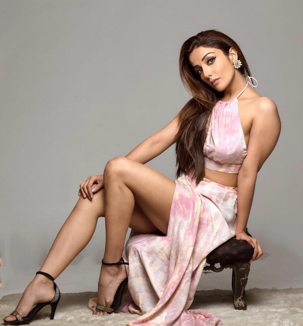 Punjabi Actress Sonia Mann Latest Hot Photoshoot Stills