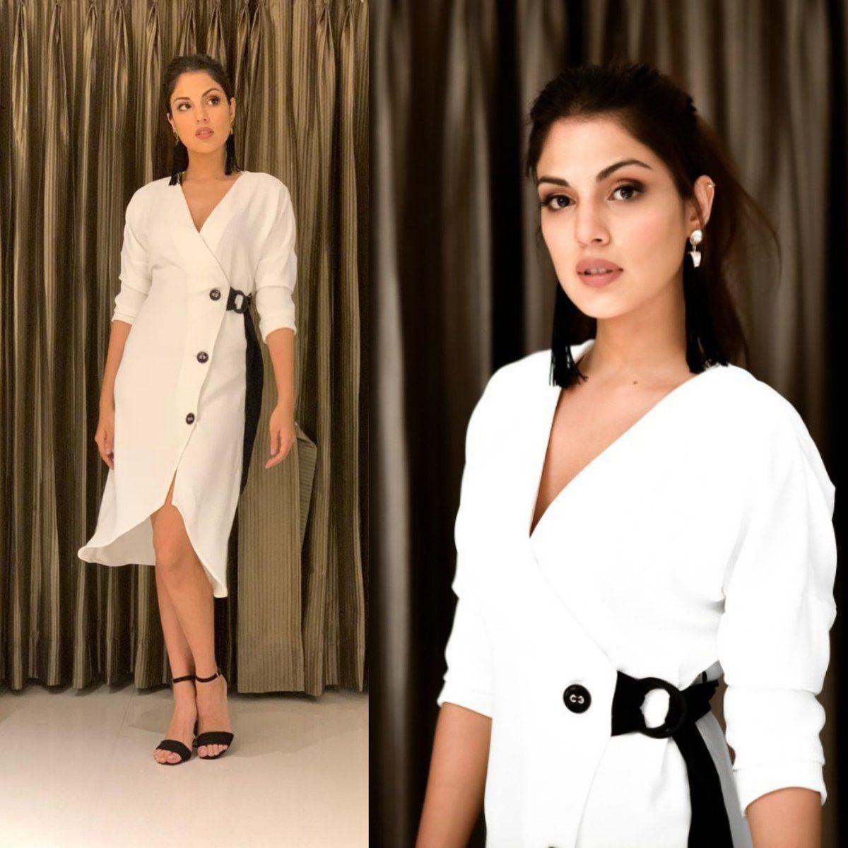 Rhea Chakraborty Glamour Stills