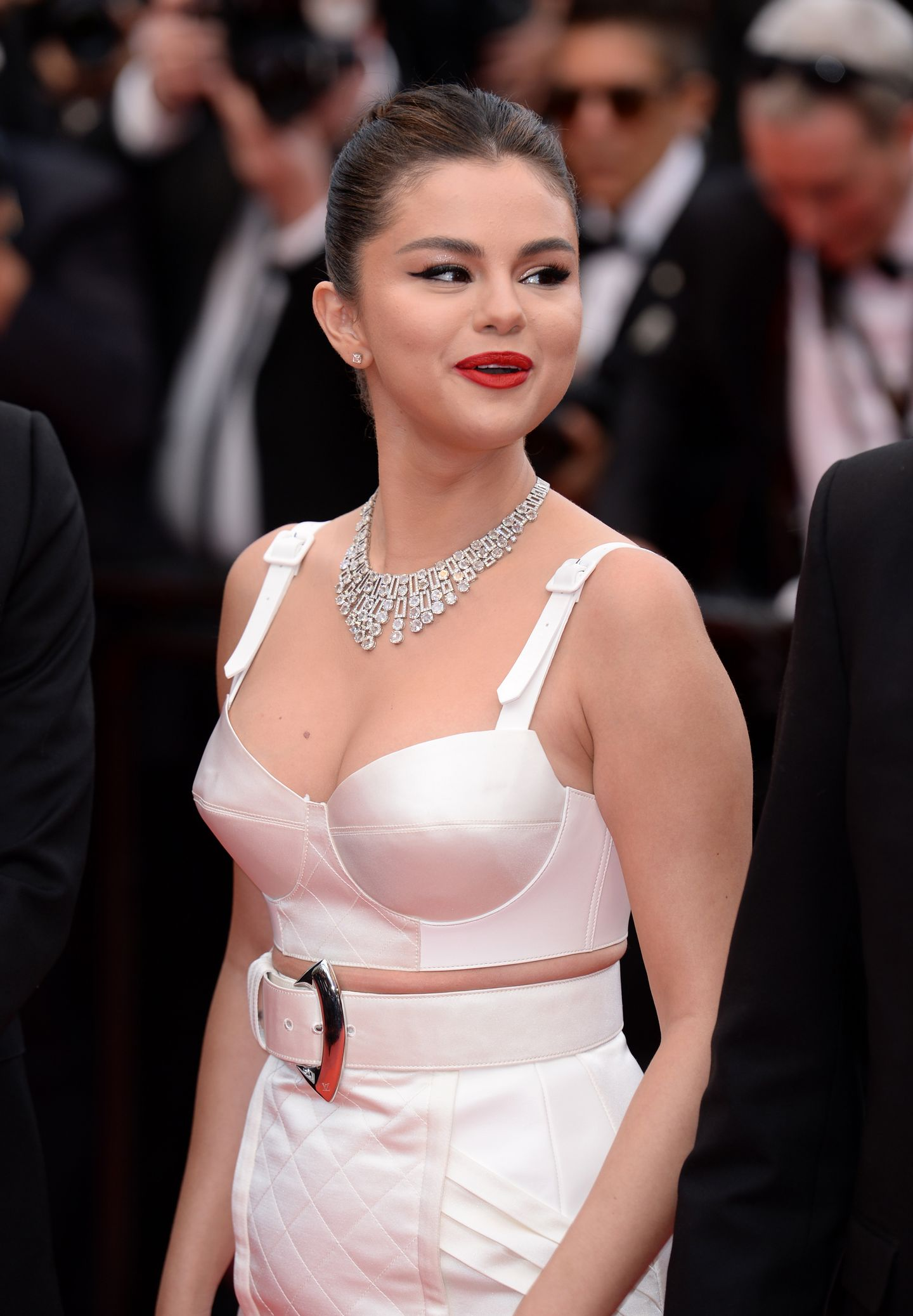 Selena Gomez at the 72nd Annual Cannes Film Festival in Cannes