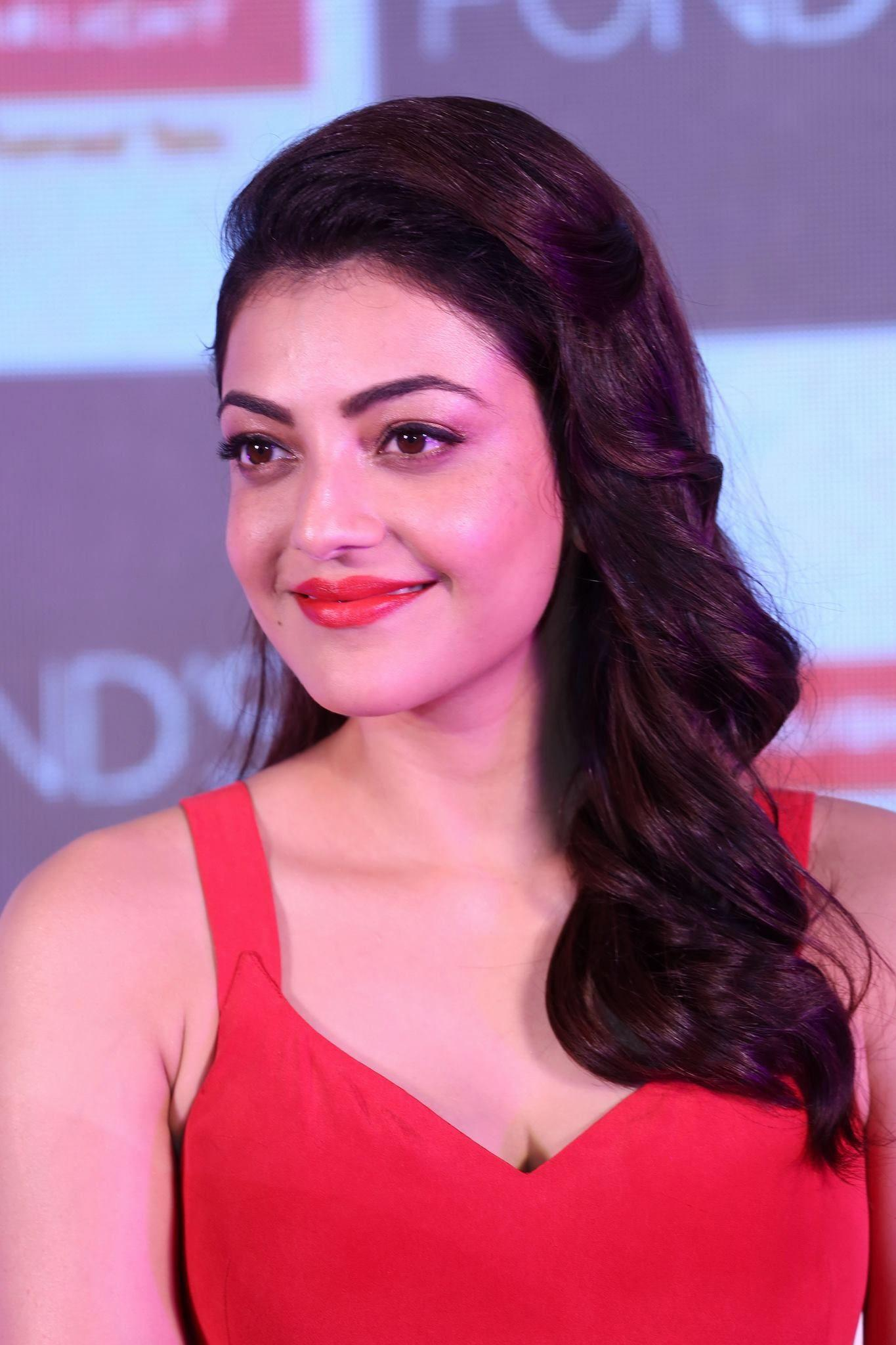 Actress kajal agarwal right!