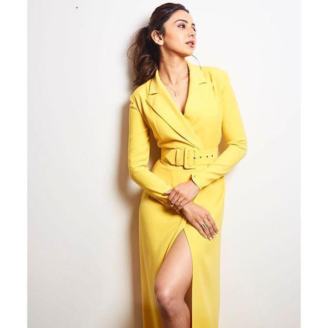 Stunning Rakul Preeth Singh