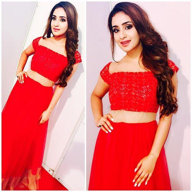 Super Hot: Actress Musskan Sethi Unseen Sexy Look Photos