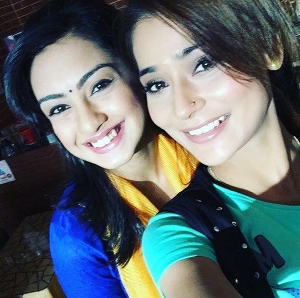 TV Actress Abigail Jain Latest Stills