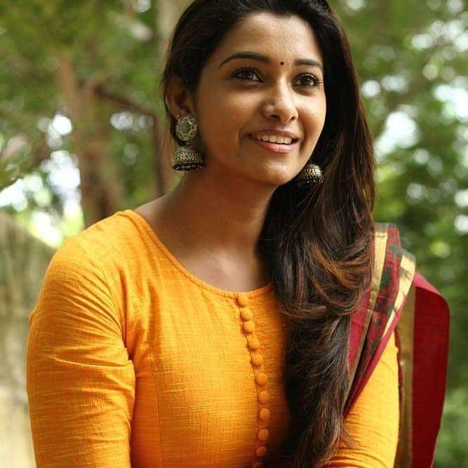 Kollywood Actress Priya Bhavani Shankar Latest Hd Photos: TV Actress Priya Bhavani Shankar Latest