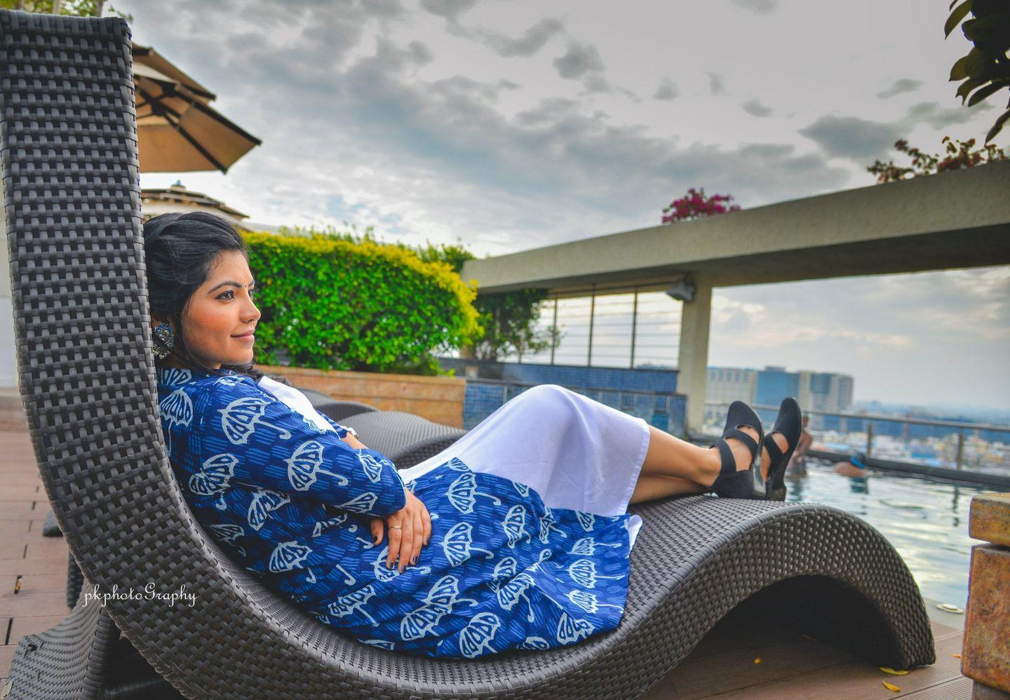 Traditional Looks of Athulya Ravi Latest Snaps
