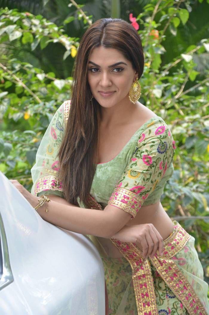 Actress Sakshi Chaudhary 2018 Photo Stills