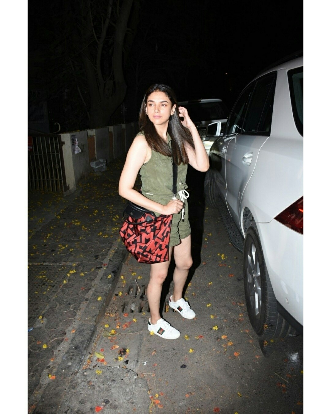Aditi Rao Hydari Seen At A Bandra