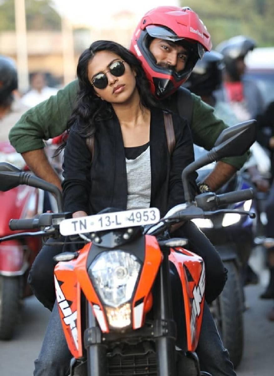 Amala Paul In Aadai Hot Movie Stills