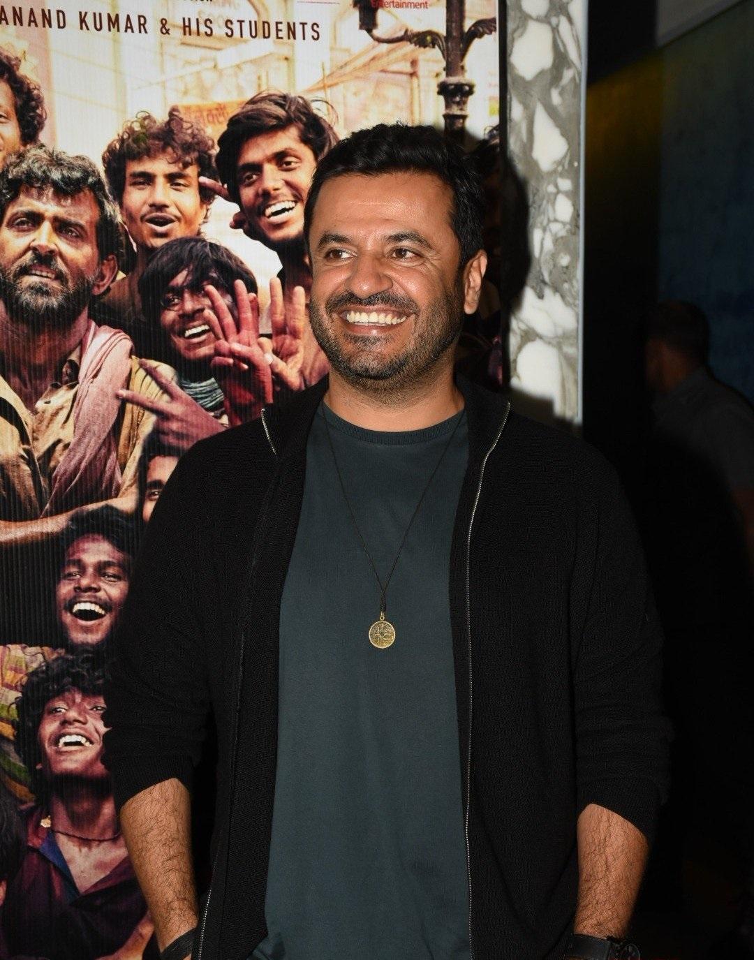 Celebrities Of Super 30 Movie Special Screening In Mumbai