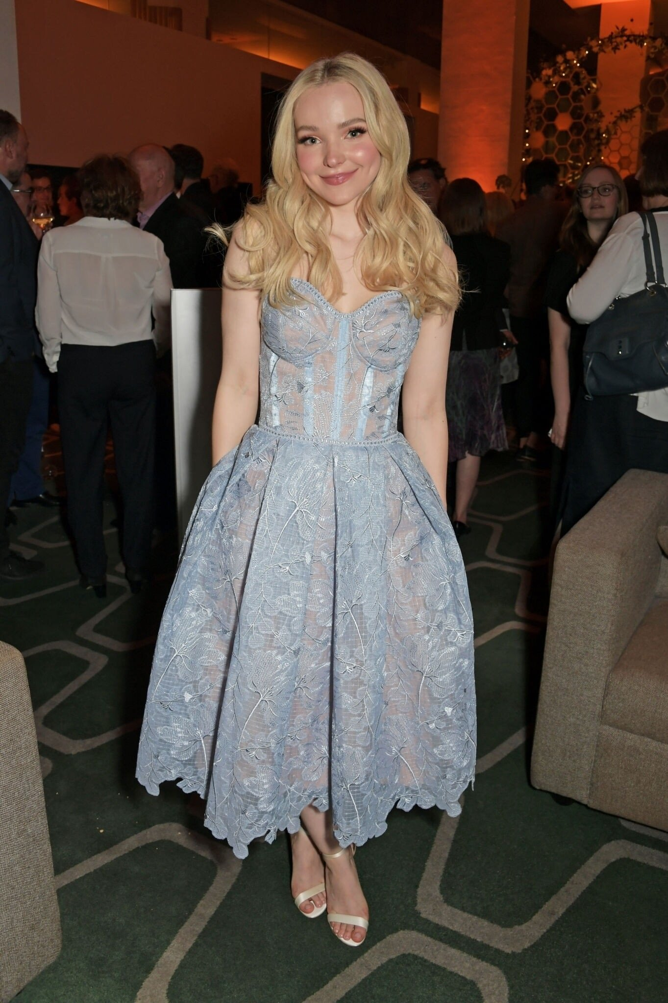 Dove Cameron At Press Night After Party The Light In The Piazza Set 1