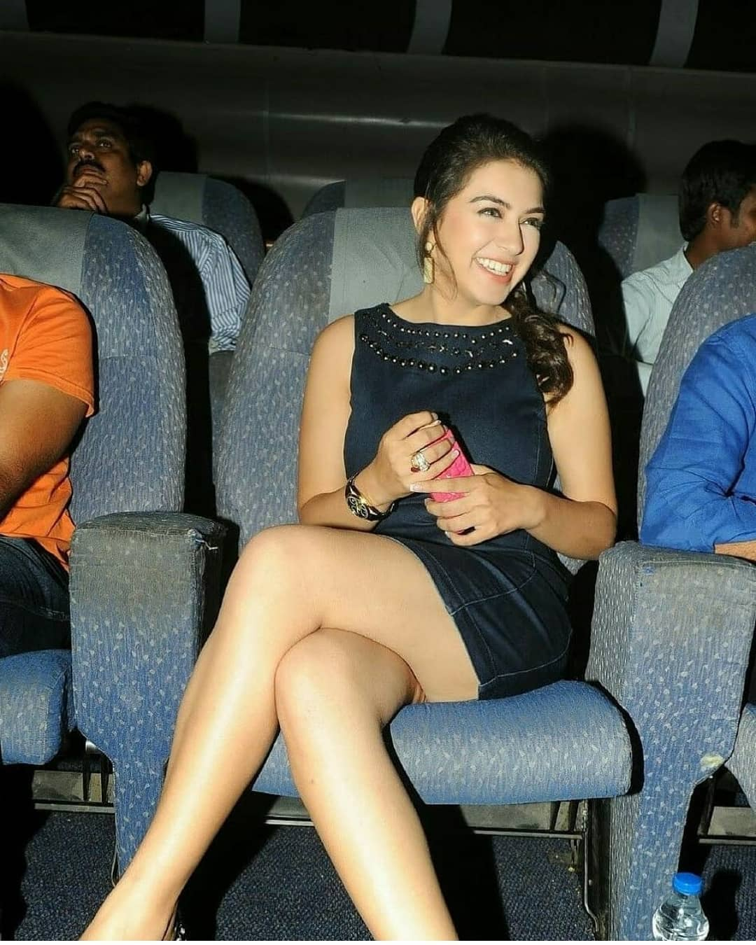 Hansika at Four Frames Preview Theater