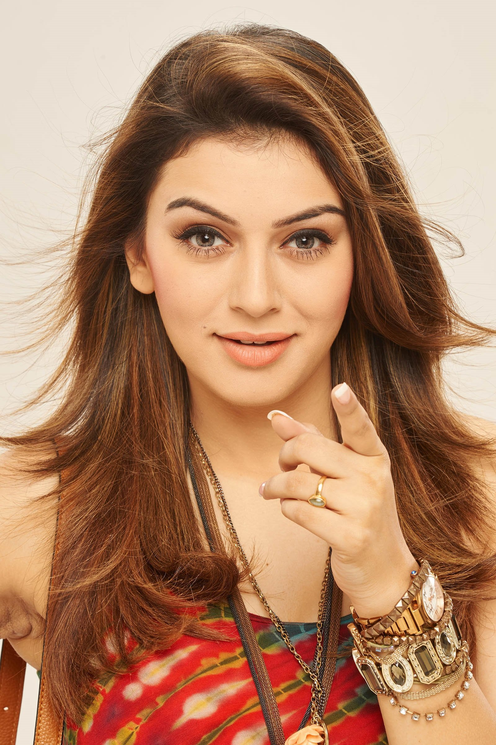Hansika Hot In An Unseen Photoshoot