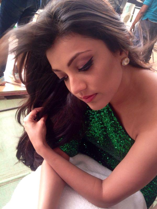 Hot Unseen And Rare Cute Photos Of Kajal Aggarwal
