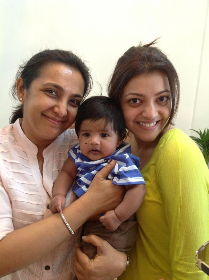 Kajal Aggarwal Rare Unseen Photos From Facebook