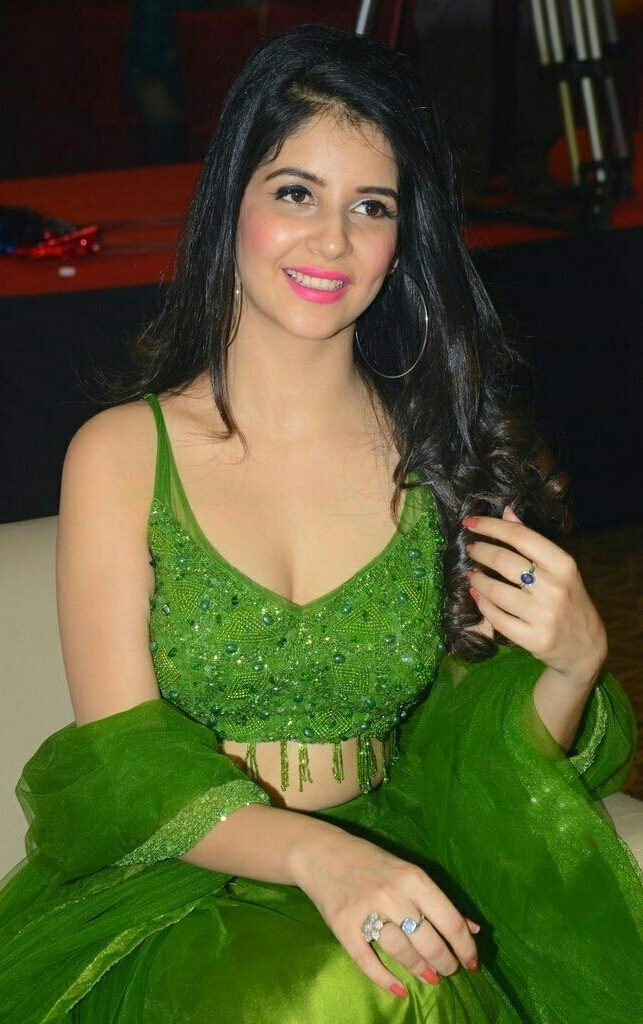 Kashish Vohra Showing Her Sex Appeal In This Photoshoot