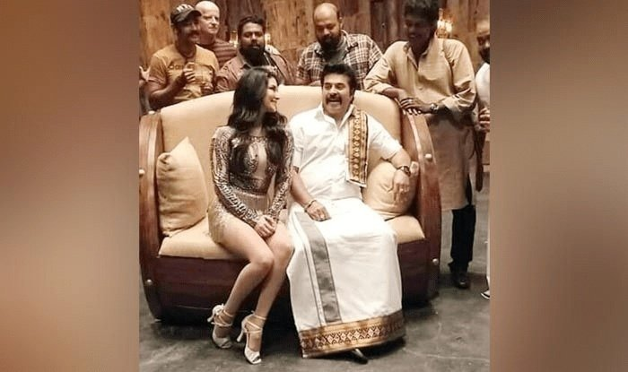 Mammooty Raja Narasimha Movie Stills