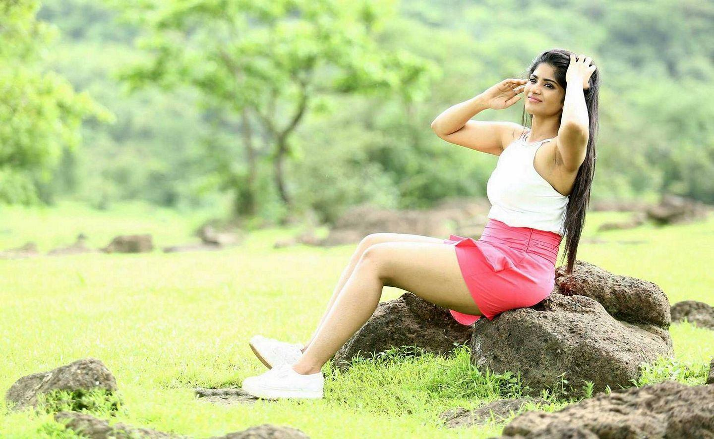 Megha to say yes to Producer turned actor
