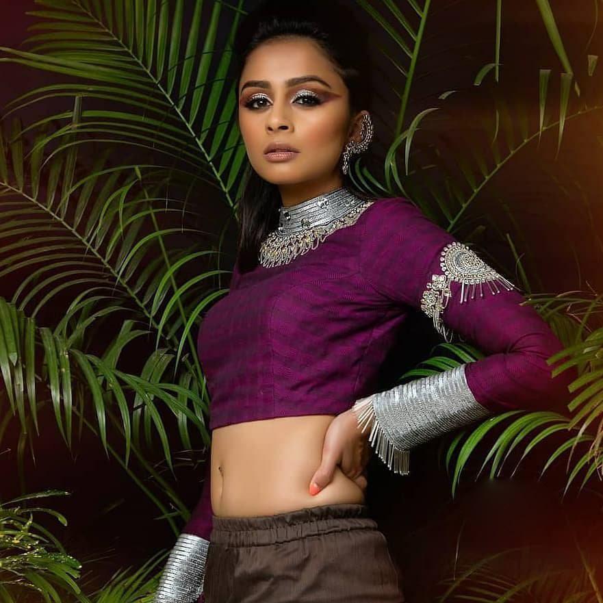 Singer Pragathi Guruprasad Latest Hot Photoshoot Stills