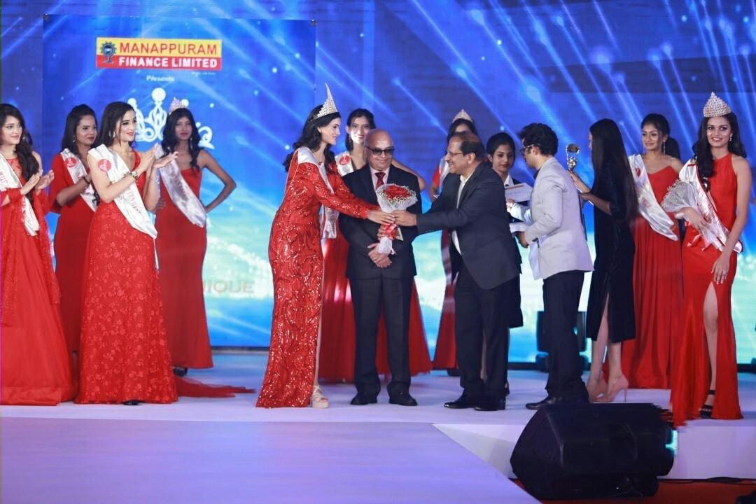 Tanya Sinha Crowned Manappuram Miss Queen Of India 2019